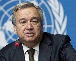 Secretario general de la ONU afirma que existen reservas de 150 mil armas nucleares en el mundo