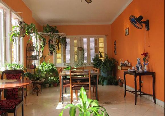Apartamento en La Habana (hostal). Foto: tomada de Escambray