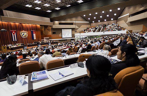 Parlamento cubano. Foto: Irene Pérez/ Cubadebate.