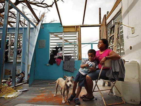 Hasta el 71% de los niños en Puerto Rico vivirían bajo pobreza a un año del huracán María.