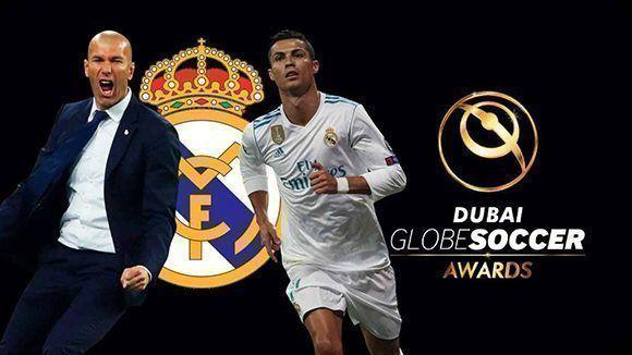 El Real Madrid se llevó los premios principales. Diseño: AS.