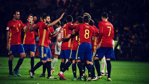 España podría quedar fuera del Mundial Rusia-2018. Foto: Marca