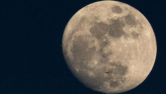 Habrá otras dos superlunas durante el próximo mes de enero. Foto: Getty Images