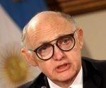 El ex canciller de Argentina, Héctor Timerman. Foto: Archivo.