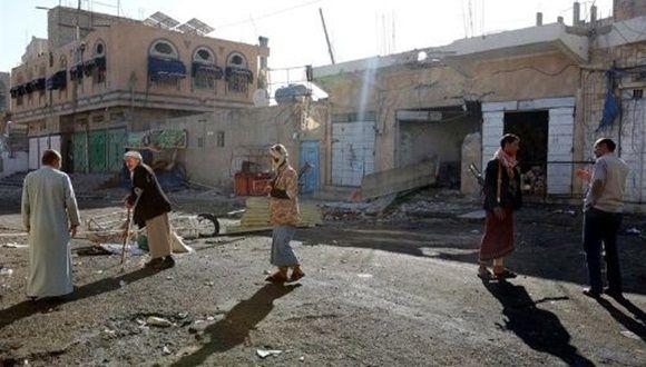 Fuentes oficiales indicaron que este martes no se han producido enfrentamientos en Saná, aunque si reportaron ataques de aviones de guerra. | Foto: EFE