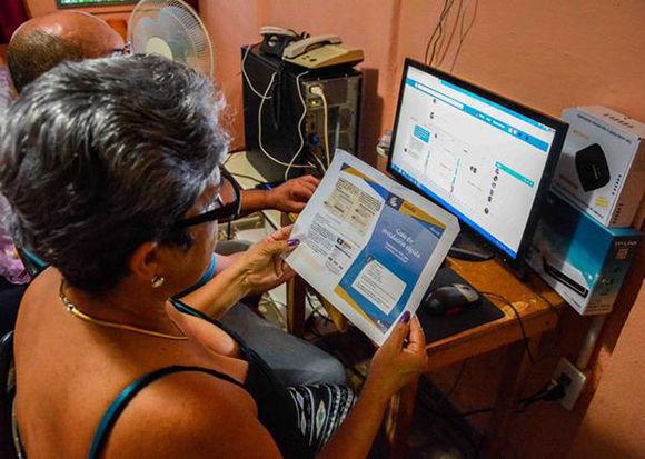 Avanza Cuba en la Informatización de la Sociedad