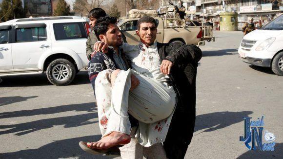 El número de fallecidos en Kabul asciende a 103