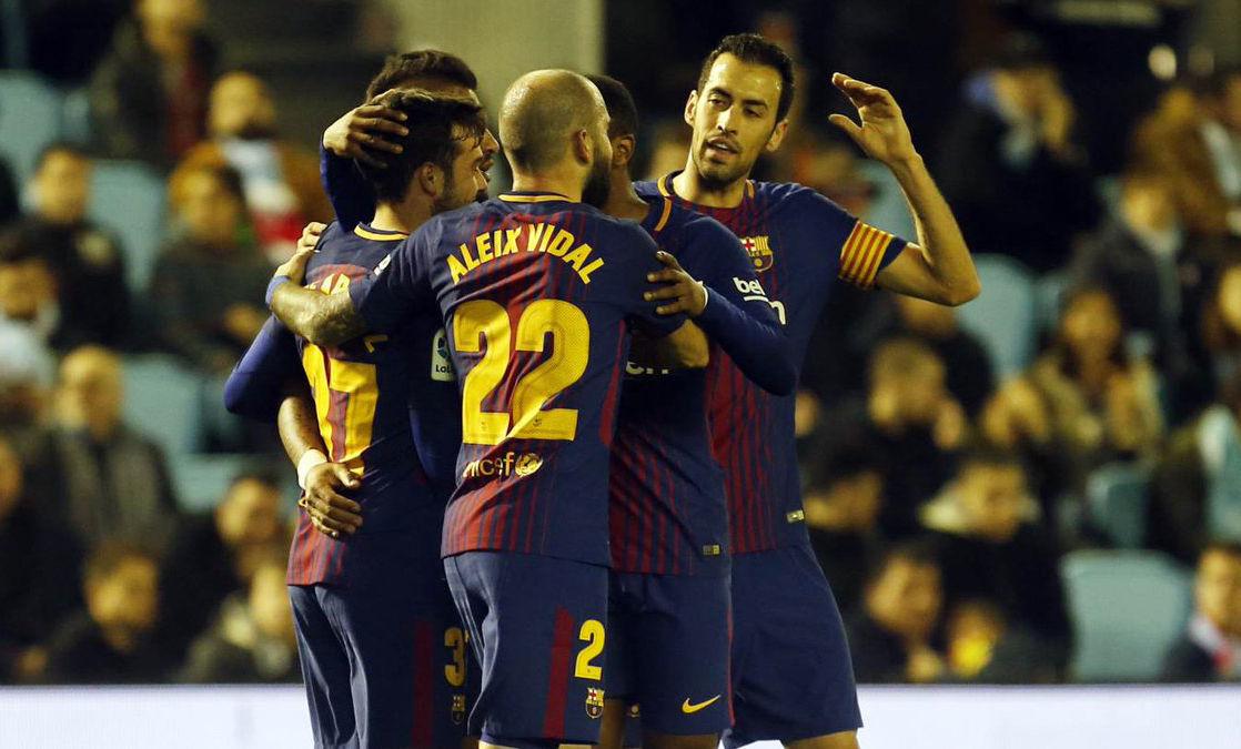 Foto: @FCBarcelona/ Twitter