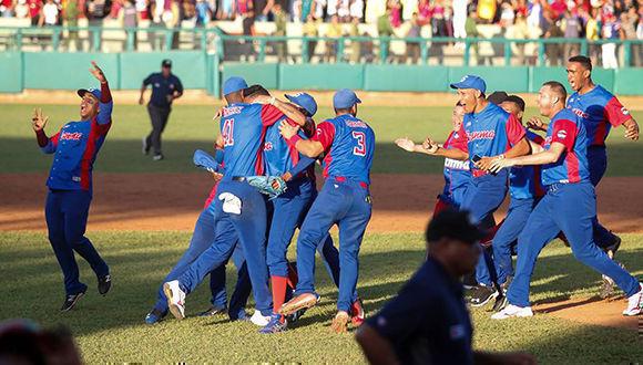 Granma retiene el cetro del Béisbol cubano