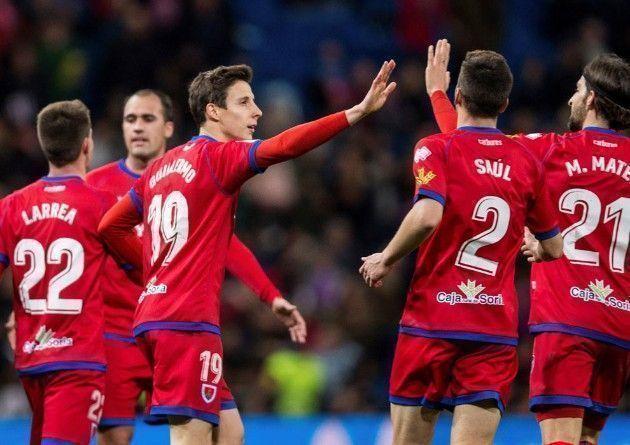 Real Madrid avanza en Copa del Rey luego de empate a dos ante el Numancia  (+ Fotos)  b6bc45f6098