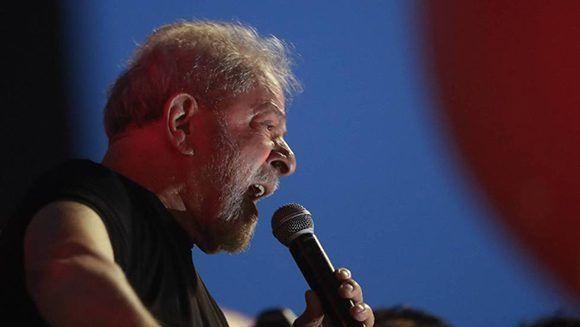 Defensa de Lula da Silva presenta Habeas Corpus