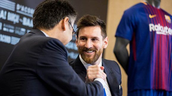 Lionel Messi Can Reportedly Leave for Free If Catalan Independence Affects Barca