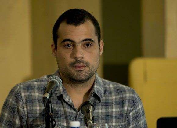 William Serafino, del equipo de Misión Verdad. Foto: Cubadebate.