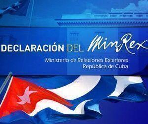 Rechaza Cuba retirada estadounidense de Acuerdo Nuclear con Irán