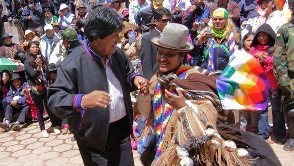 La Bolivia de Evo y el 2019