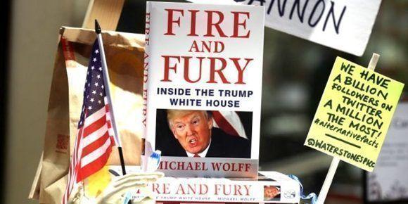 Realizarán serie de libro acerca de Donald Trump