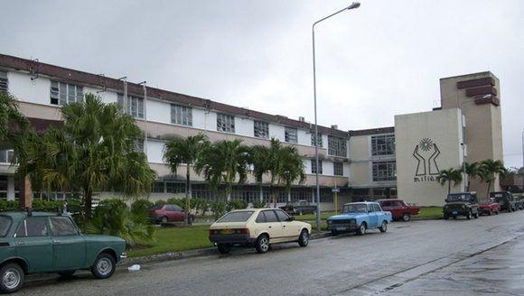 "Hospital ""Arnaldo Milián Castro"", de Santa Clara. Foto: Archivo."