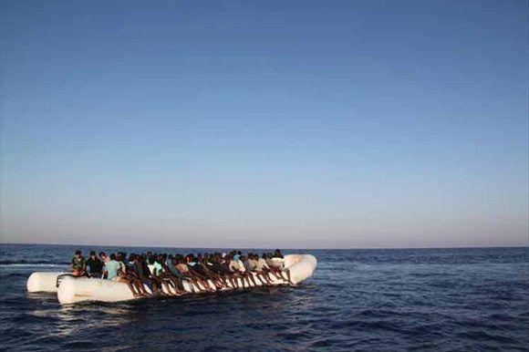 Según datos suministrados por el Ministerio del Interior, los inmigrantes irregulares recibidos en este país durante 2017 fueron 119 mil 310.