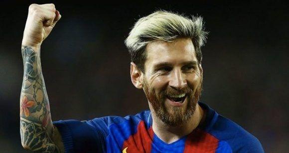 Messi sigue copando titualres. Foto: EFE.