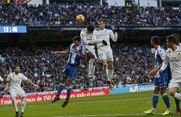 03a3234e472b8 Real Madrid golea 7-1 al Dépor con dobletes de Nacho