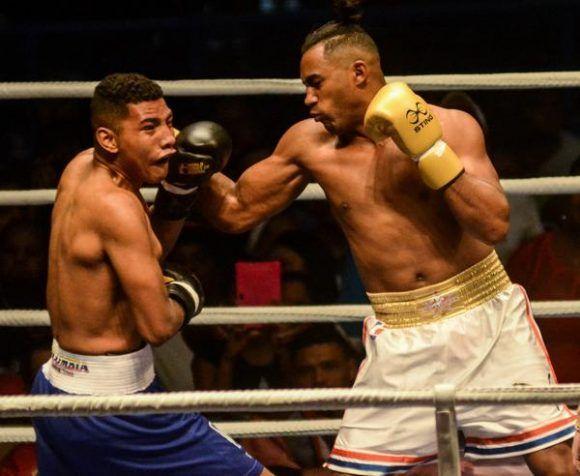 Boxeo: Domadores cubanos barren a Heroicos de Colombia