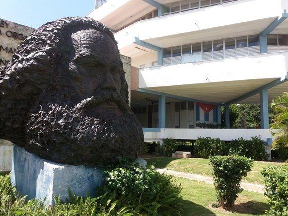 La Vocacional de Matanzas es uno de los centros de este tipo asociados a la UNESCO en el país. Foto Andy Jorge Blanco
