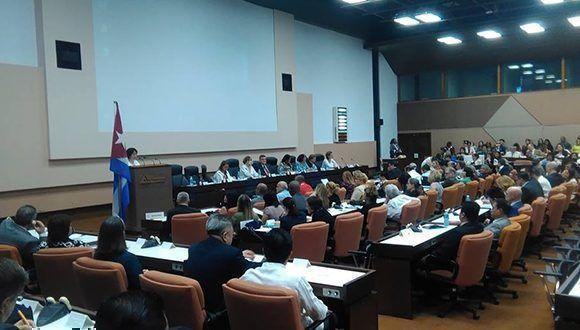 Coloquio dedicado a la Universidad de La Habana abre XI Congreso de Educación Superior