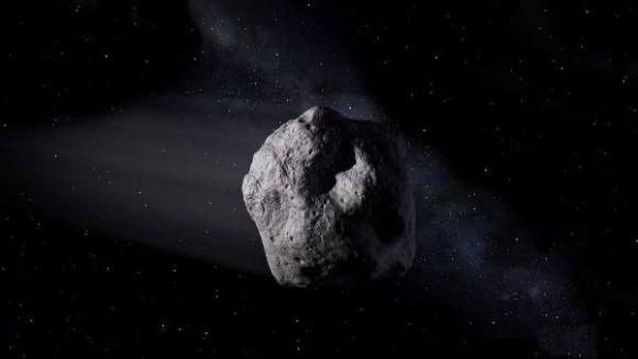 El asteroide 2002 AJ129 no volverá a pasar cerca de la Tierra hasta febrero de 2087. | Foto: NASA (referencial)