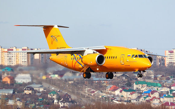 Avión ruso con 71 personas a bordo se estrella cerca de Moscú