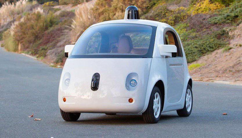 Automóviles sin conductor rodarán en California