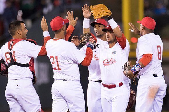 Cuban National Baseball Directorate announces Rosters of Teams involved in Special Series