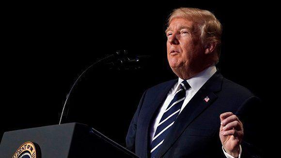 Trump pedirá 3 mil mdd para construir muro