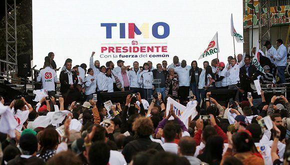 Colombia: FARC retira candidatura a la presidencia