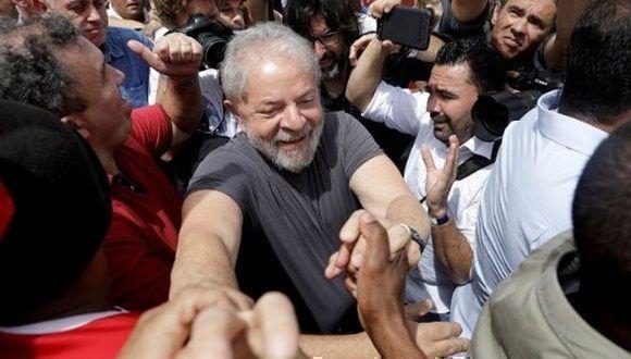 Justicia electoral cierra puertas a candidatura de Lula — Brasil