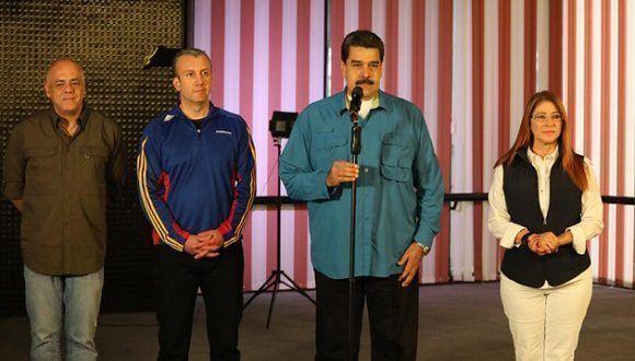 Oposición no firma acuerdo por presión de EEUU — Venezuela