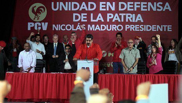 Nicolás Maduro comparte extracto de entrevista realizada por Marco Enríquez-Ominami