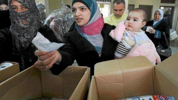 Mujeres explotadas sexualmente a cambio de ayuda humanitaria en Siria