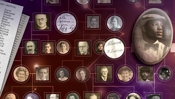 Publican mayor árbol genealógico de la humanidad