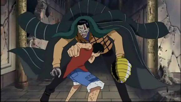 Quizá sea porque este fue el primer rival de peso que enfrentó Luffy o tal  vez porque a partir del arco de Arabasta la serie tomó vuelo  definitivamente. a0793889b9b
