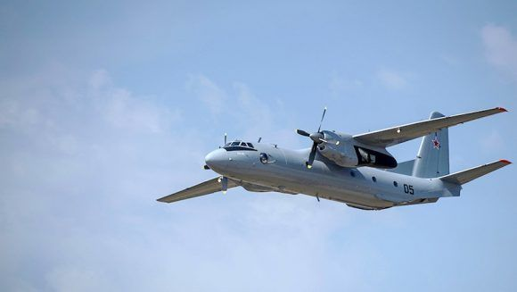 Se estrella avión militar ruso en Siria; mueren 32 personas