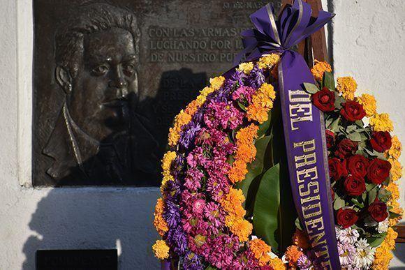 Homenaje en Cuba a José Antonio Echeverría y mártires del 13 de marzo (+ Fotos)