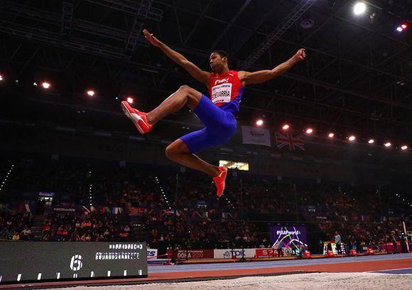 Camagüeyano Echevarría competirá mañana en mitin de Ostrava