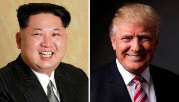 Resultado de imagen para Los presidentes de estados unidos y corea del norte que sostendran conversaciones