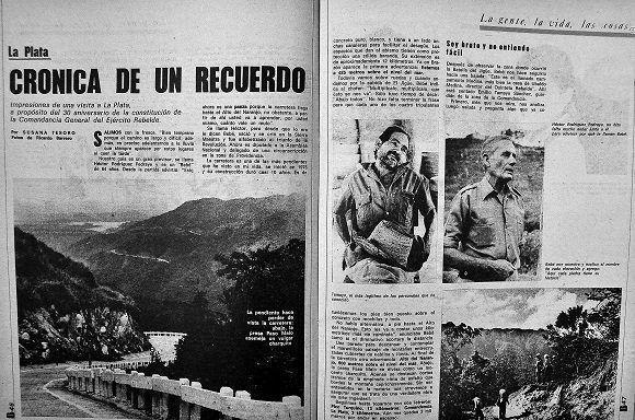 La Plata, crónica de un recuerdo