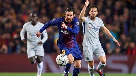 a61f1ac134 Lionel Messi anotó el primer gol del partido. Foto  Getty Images