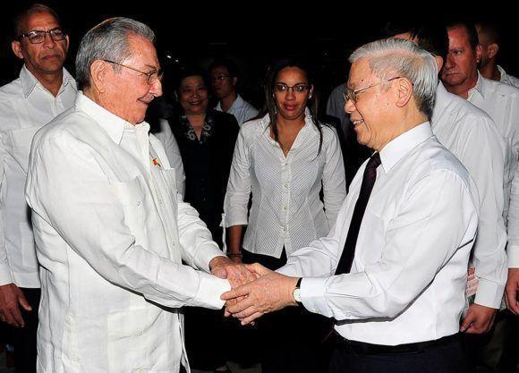 Agradece dirigente comunista vietnamita cálida acogida en Cuba