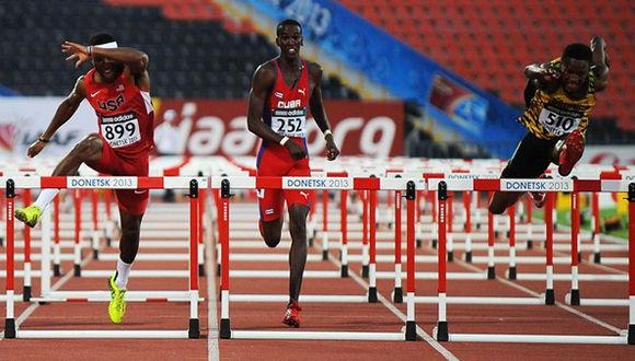 Cuba fuera del podio en tercera fecha del Mundial de Atletismo
