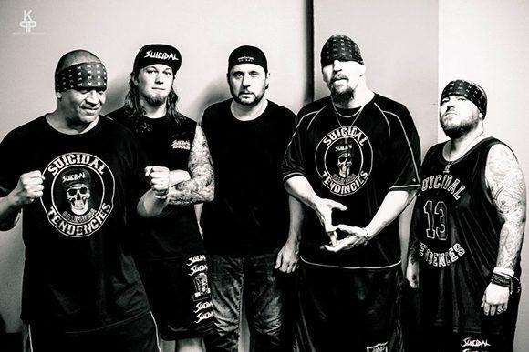 Banda estadounidense de rock Suicidal Tendenciesse presentará próximamente en Cuba