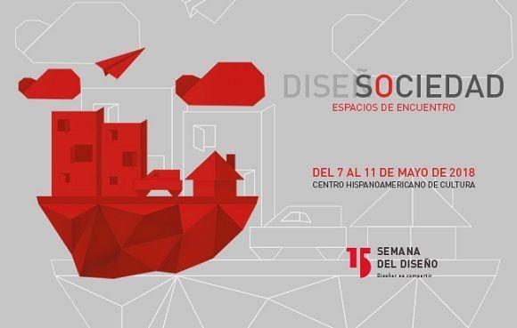 Del 7 al 11 de mayo, XV Semana del Diseño en Cuba