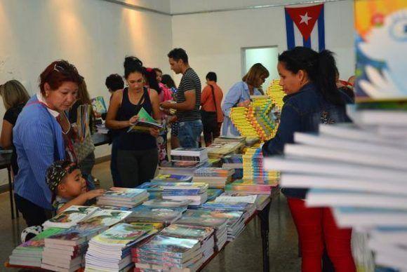 Cierra la Feria del Libro 2018 en Cuba con más de 1 millón 290 mil ejemplares vendidos